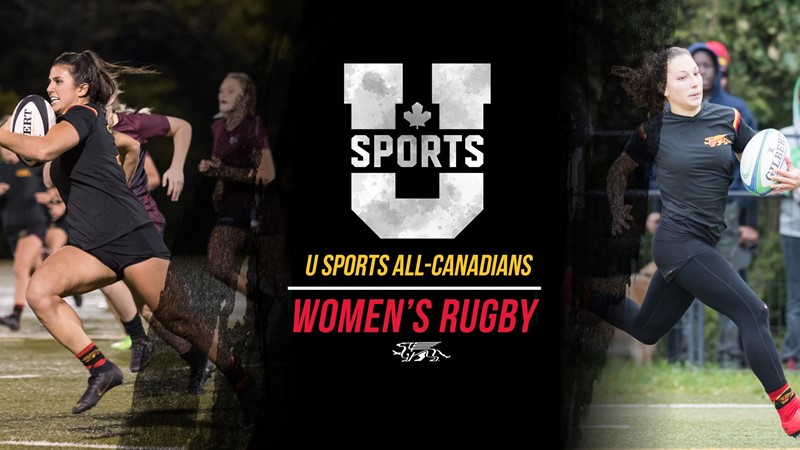 WRGBY: Julia Schell & Talia Hoffman Named U SPORTS First Team All-Canadians