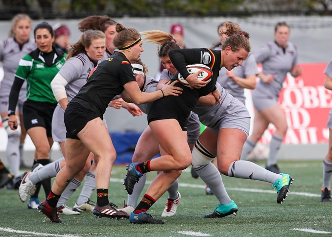 WRGBY: Gryphons Fall to Host Gee-Gees in U SPORTS Bronze Medal Match