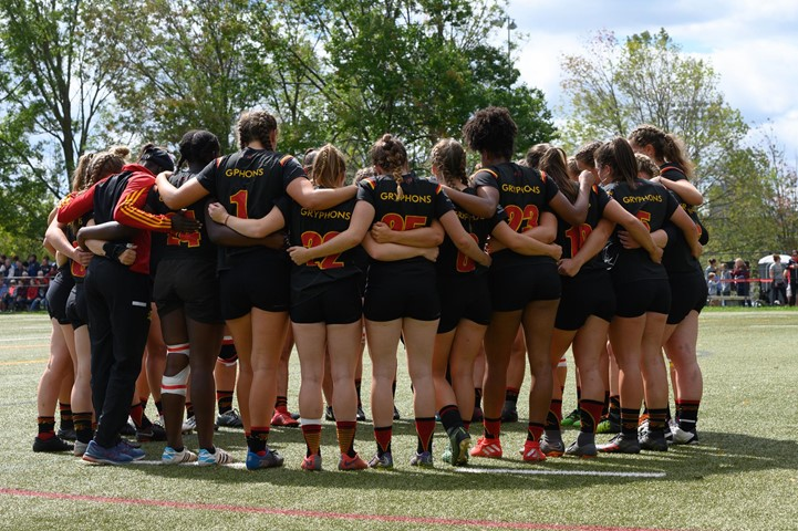 WRGBY: Gryphons Roll Past Mustangs